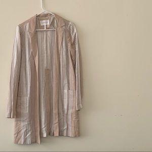 Bcbgeneration Long Cotton Blazer